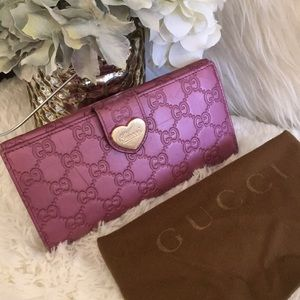 💥 GUCCI Guccissima Leather WALLET 💥